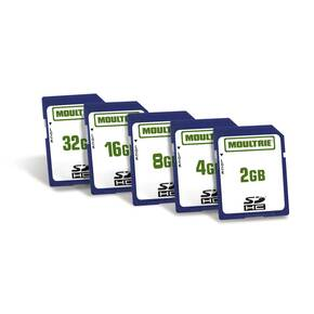 Moultrie SD Card (1pk) - 16GB