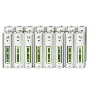 Moultrie Batteries AA, 16 pack
