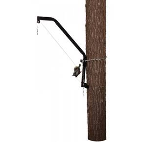 Moultrie Hanging Feeder Chain & Bracket Hoist