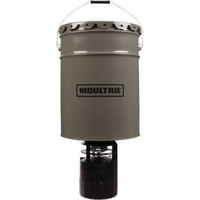 Moultrie 6.5 Gallon Pro-Hunter Quick-Lock Feeder Ki