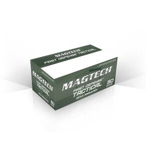 Magtech Rifle Ammunition .308 Win 168 gr HPBT 50/ct