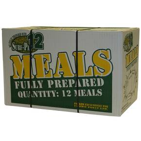 Mill And Mine Sure-Pak Fully Prepared Meals 12