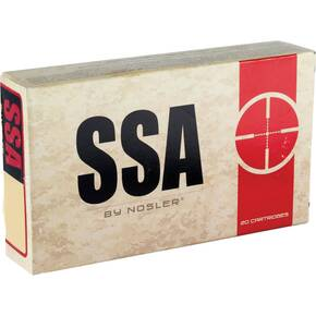 SSA Varmageddon Rifle Ammunition 7.62x39mm 123gr FB Tipped 2350 fps 20/ct