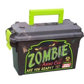 MTM Zombie Can .30 cal Tall - Bulk Pallet (240 cans)