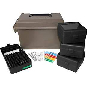 MTM AC50 .223 Ammo Can with 4-RS100