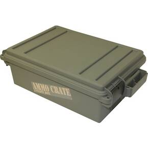 MTM Ammo Crate Utility Box - Small Army Green
