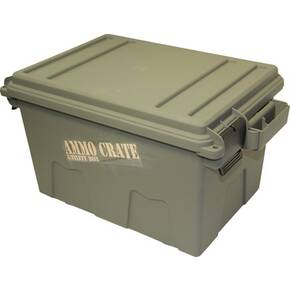 MTM Ammo Crate Utility Box - Large, Army Green