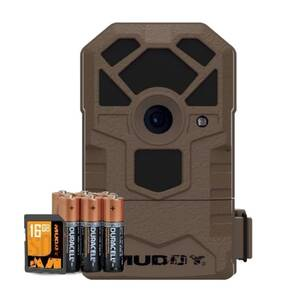 Muddy PRO CAM 14 Megapixel W/ Video - 6 Batteries and 16GB SD Card Included