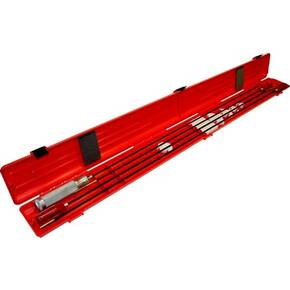 MTM Gun Cleaning Rod Case - Red