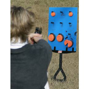 MTM Jammit Target Stand  Backers