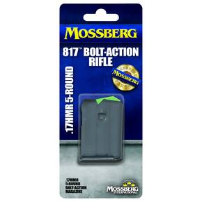 Mossberg 817 Rifle Magazine .17 HMR Blued Steel 5/rd