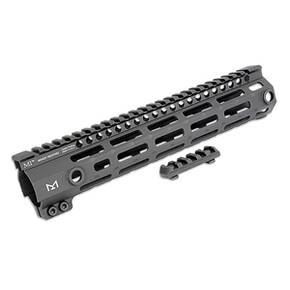 Midwest G3 M-Series One Piece Free Float Handguard, M-LOK(TM) compatible - Black