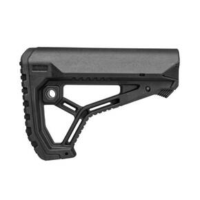 Mako AR15/M4 Stock, Skeleton Style Black