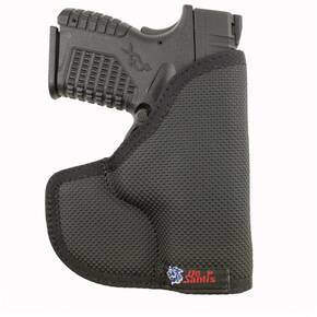DeSantis #N38 Nemesis Black Fits Sig P365 Right Hand