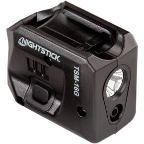 Nightstick Subcompact Weapon Light w/Green Laser for Springfield Armory Hellcat