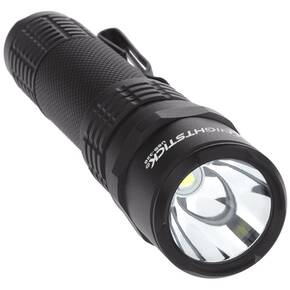 Nightstick Xtreme Lumens Metal USB Rechargeable Multi-Function Tactical Flashlight 900/350/100 Lumens