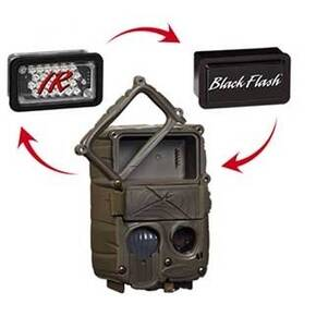 Cuddeback Digital Blue Series X Change Flash System with Interchangeable Modules - 20MP