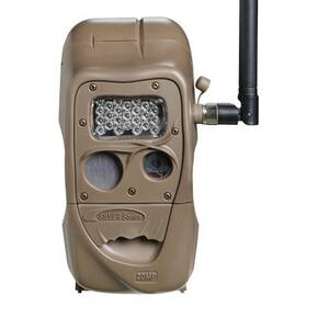 Cuddeback CuddeLink Silver Series Long Range IR Wireless Trail Camera - 20MP