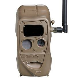 Cuddeback CuddeLink Silver Series BLACK FLASH Trail Camera - 20MP