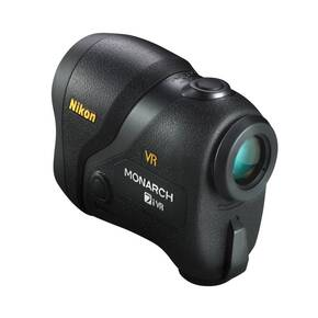 Nikon Monarch 7i VR Rangefinder - 6x21mm Black