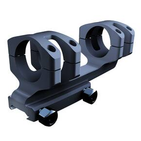 Nikon Black Series 1-Piece AR Cantilever Aluminum Alloy Scope Mount 30mm 20 MOA Slope - Black