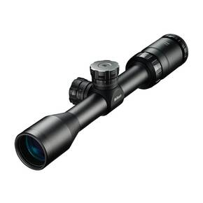 Nikon P-TACTICAL 300 BLK Rifle Scope - 2-7x32mm BDC SuperSub Reticle Black Matte
