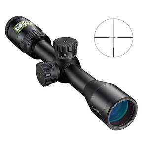 "REFURBISHED Nikon P-300 Rifle Scope - 2-7x32mm SuperSub Reticle 12.7-44.5' FOV 5"" ER Matte"