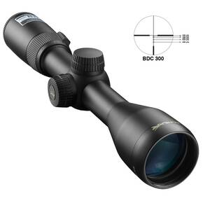 "DEMO Nikon InLine XR Rifle Scope - 3-9x40mm BDC 300 Reticle 25.2-8.4' FOV 5"" ER Matte"