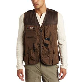 Nite-Lite Elite Hunters Vest - Brown Nylon