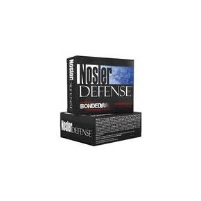Nosler Defense Handgun Ammunition .45 ACP 230 gr BT 20/box