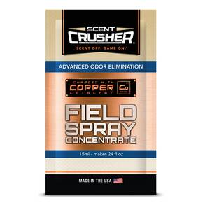 Scent Crusher Field Spray - 2 oz Concentrate