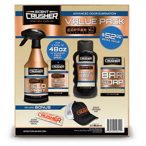Scent Crusher Field Spray Value Pack