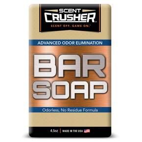 Scent Crusher Bar Soap - 4.5 oz