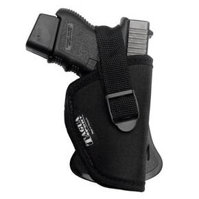NYLON 4IN1 WITH THUMBREAK TO FIT Glock 17-22-31. Black Right Hand