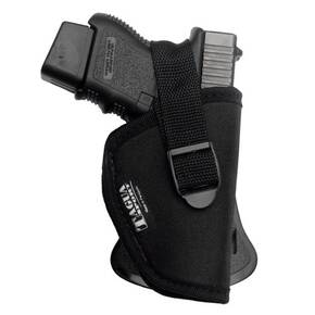 "NYLON 4IN1 WITH THUMBREAK TO FIT 1911 - 5"". Black / Right Hand"