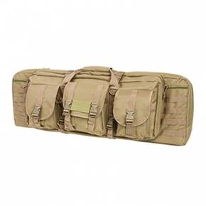 NcSTAR VISM Double Carbine Case - Tan 36""
