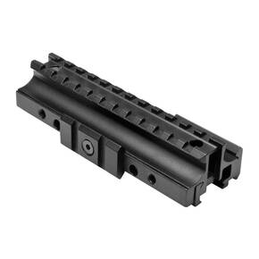 NcStar AR15 Weaver-Style Tri-Rail Mount/Riser for Flat-Top Receivers