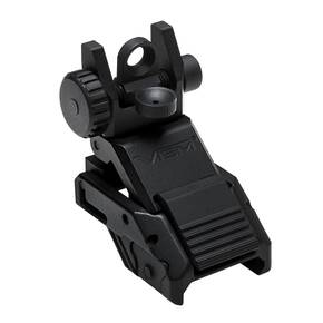 NcStar VISM Pro Series Flip-Up Rear Sight