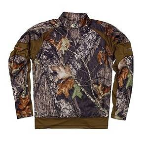 Mossy Oak APX Scent-Stop Shirt - Mossy Oak Break-Up