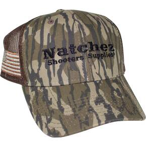 Outdoor Cap Company Natchez 315Mc Bottomlands/Brown Cap
