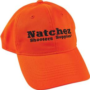 Outdoor Cap Company Natchez Cap Blaze Orange