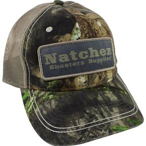 Natchez Patch Cap - Obsession/Tan