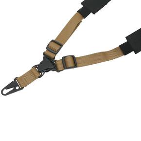 Outdoor Connection A-TAC Single-Point Sling, Coyote Brown