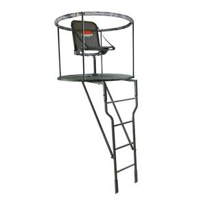 Millennium 16' Steel 360 Ladder Stand Includes Safe-Link 35' Safety Line