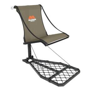 Millennium M100U Ultralight Hang-On Tree Stand Includes NEW Safe-Link 35' Safety Line