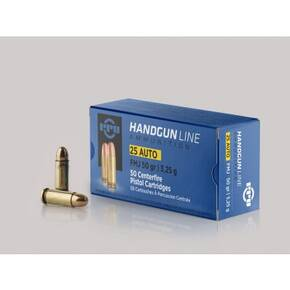 PPU handgun Ammunition