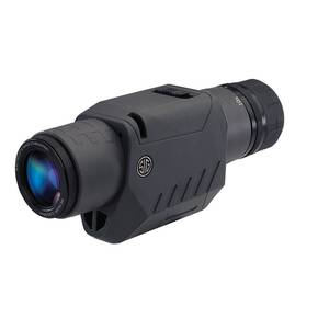 Sig Sauer Oscar3 Image Stabilized Mini Spotting Scope - 10-20x30mm Graphite