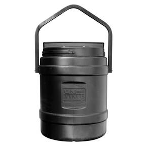 On Time Wildlife Sonic Shaker Rice Bran Feeder - 10 gallon