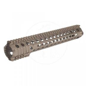 "Troy SDMR Rail STRX-BK1-13FT-00 13"" - Flat Dark Earth"
