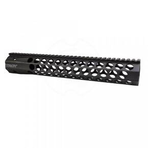 "Troy Alpha Revolution Rail STRX-AC1-13CT-00 5.56 13"" - Black Carbon Fiber"